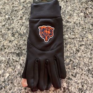 NFL Team Chicago Bears Texting Gloves